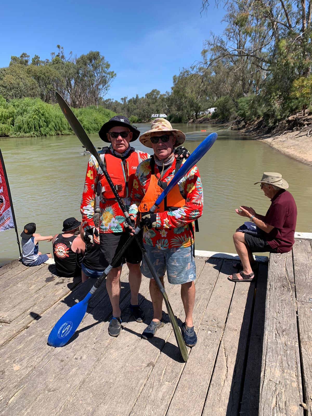 Massive Murray Paddle Image 3