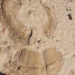 Megan Howell Makes Sand Angles