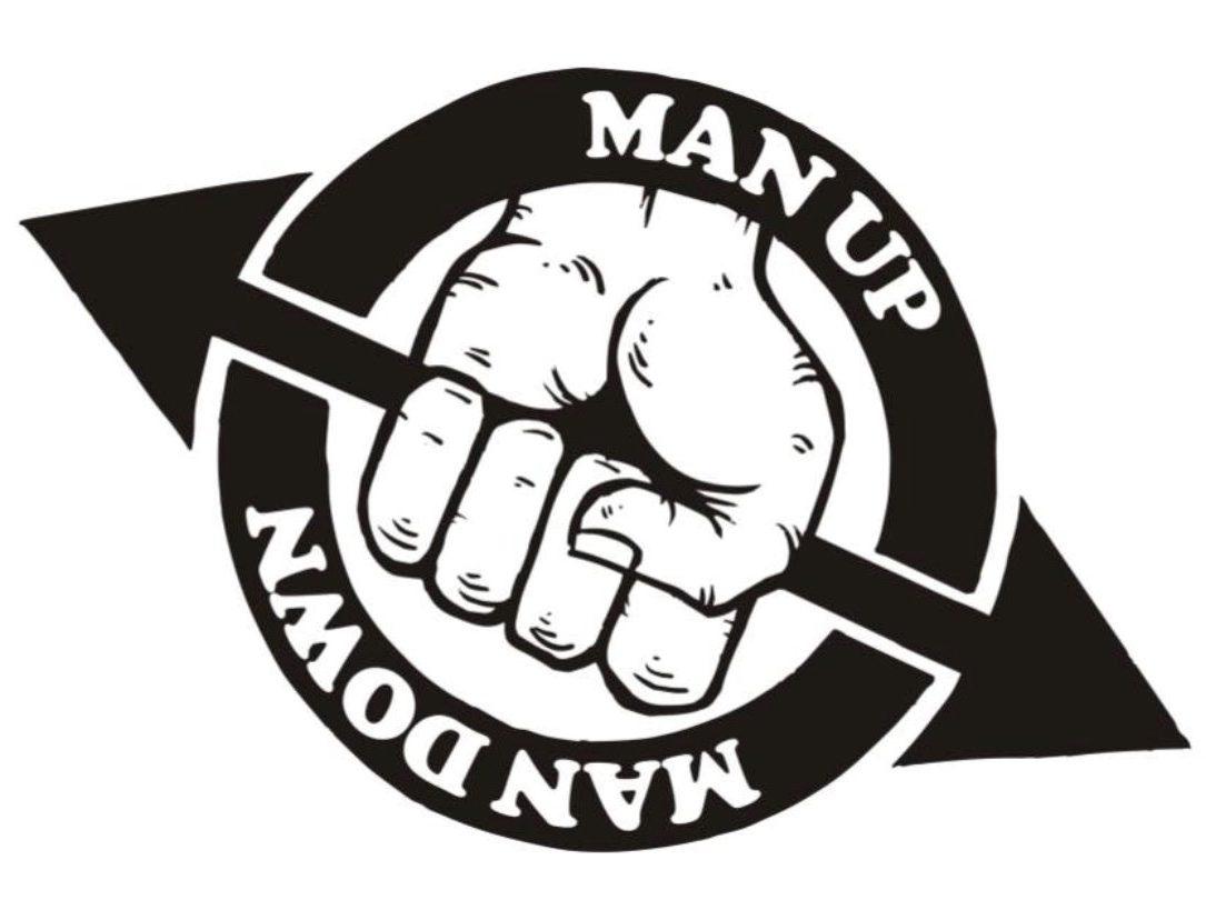 Man Up Man Down