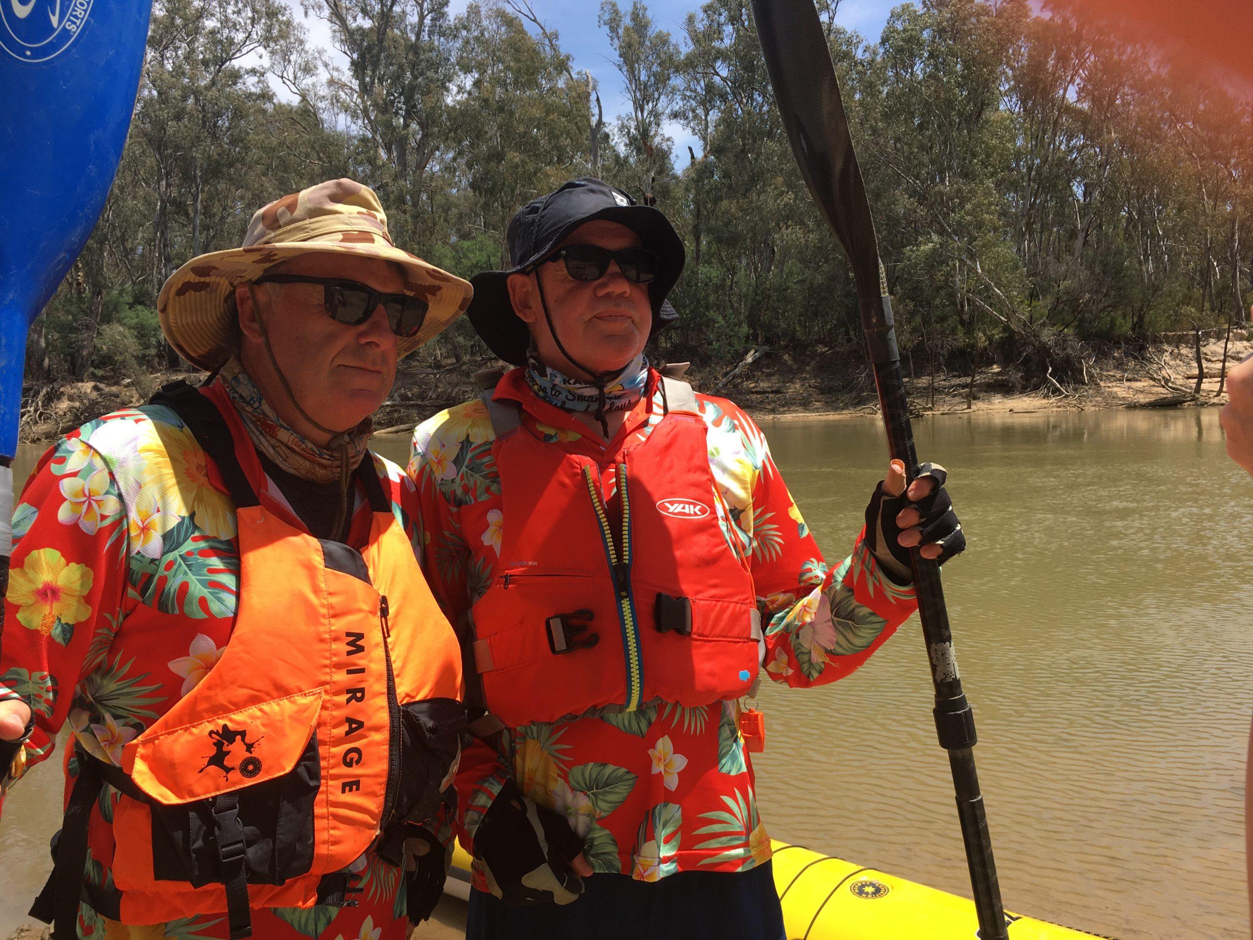 Massive Murray Paddle Image 1